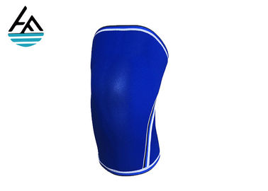 Elastic Football Neoprene Knee Sleeve 5mm Custom Sports Knee Support