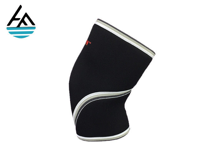 Durable Scr Neoprene Knee Support Compression Sleeve Support For Weightlifting