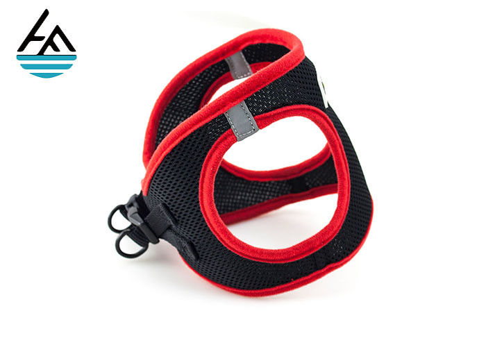 Neoprene Padded Dog Walking Harness Vest , Comfortable Pet Vest Harness