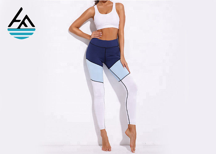 ebc65b1ae98092 CrossFit Neoprene Sauna Pants / Weight Losing Slimming Polyester Gym  Leggings