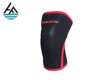 China 7mm Athletic Neoprene Knee Sleeve Knee Compression Sleeve Crossfit Joint Support factory