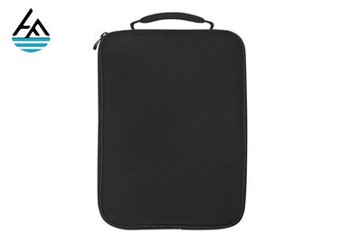 China Shockproof 12 Neoprene Laptop Bag With Handle 2mm Thickness For Business Trip factory