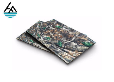China 3 Mm Thick Neoprene Fabric Sheets Camouflage  Laminated Camo Snow Printing factory
