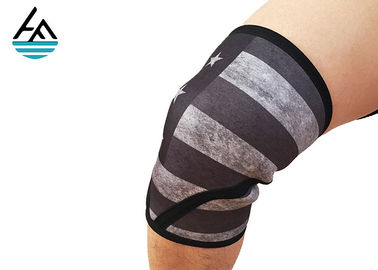 Customize Crossfit Knee Sleeves Pair Athletic Knee Brace Basketball Running
