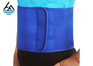 China Adjustable Neoprene Waist Belt Slimming Exercise Waist Belt For Gym factory