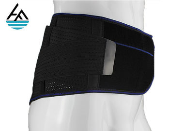 Women's Fitness Waist Trimmer Belt , Sweat Waist Bands For Exercising