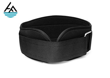 Custom Embossed Neoprene Waist Belt , Athletic Works Waist Trimmer Belt