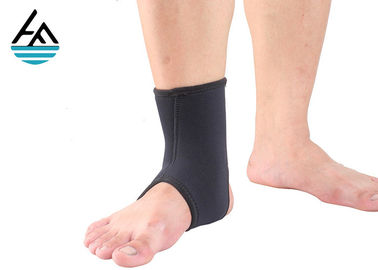 China Velcro Neoprene Ankle Wrap Compression Ankle Braces And Supports factory