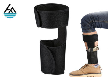 China Sports Safety Neoprene Ankle Brace , Strong Sticky Ankle Stabilizer Brace factory