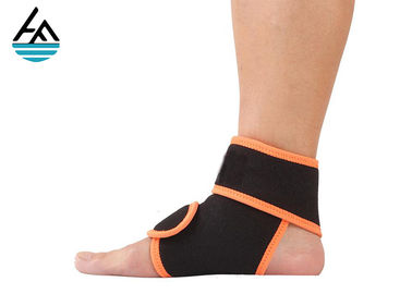 China Breathable Neoprene Ankle Wrap Windproof Ankle Compression Sleeve factory